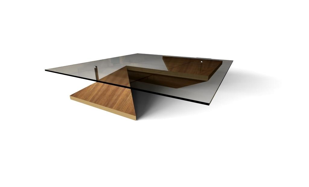 Brilliant Wellknown Unusual Glass Coffee Tables With Regard To Popular Unusual Coffee Tables With The Unique Modern Glass Coffee (Image 8 of 40)