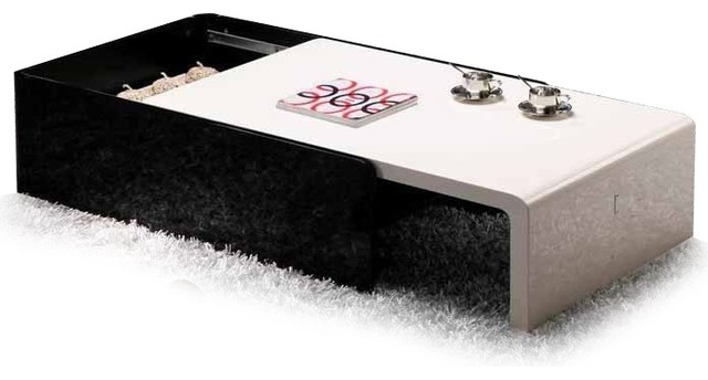 Brilliant Wellknown White And Black Coffee Tables With Coffee Table Astounding Black Coffee Table With Storage Ideas (Image 13 of 40)