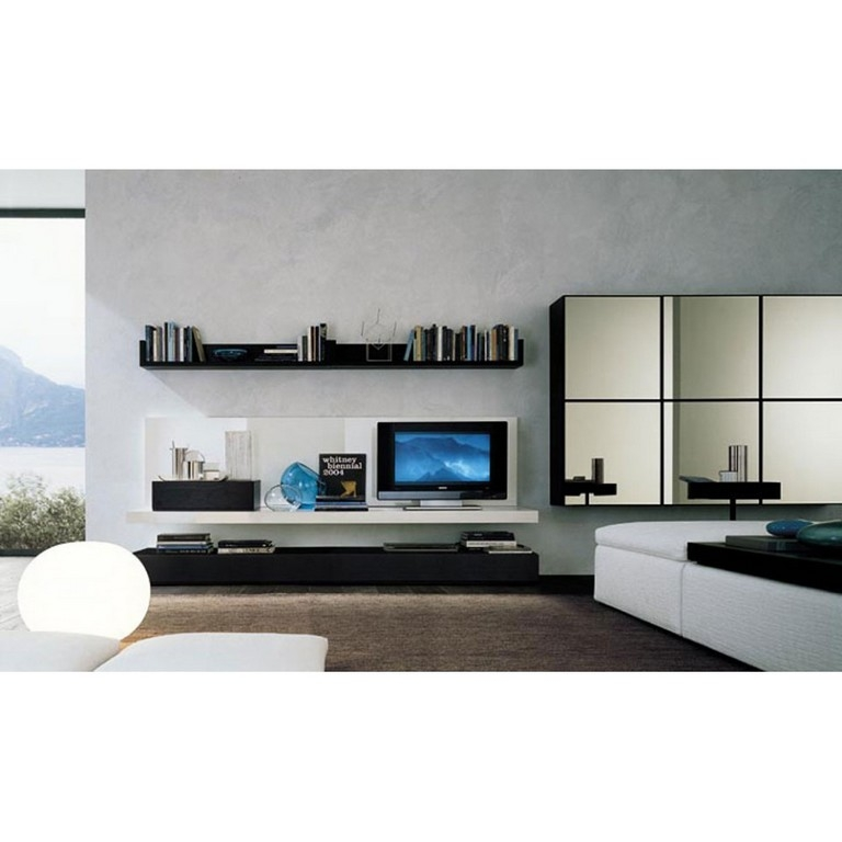 Brilliant Wellliked All Modern TV Stands In White Modern Tv Stand Milano 160 White Modern Tv Cabinet Baxton (Image 12 of 50)