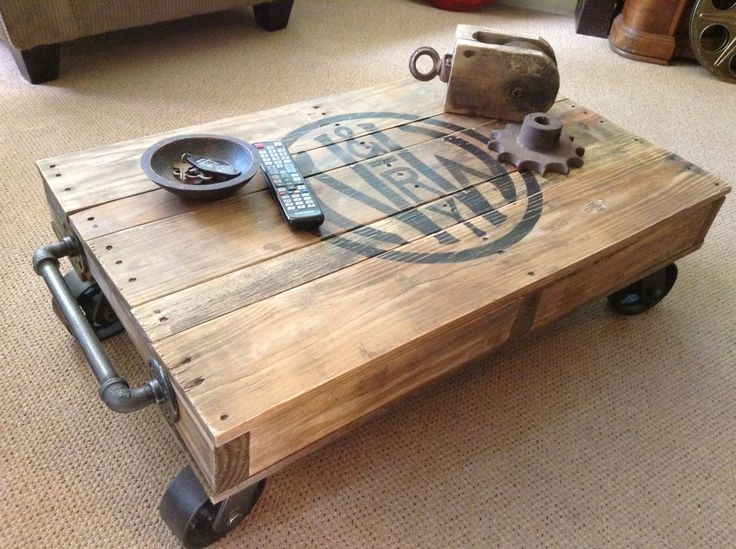 Brilliant Wellliked Low Industrial Coffee Tables Throughout Best 25 Coffee Table Dimensions Ideas On Pinterest Coffee Table (Image 10 of 40)