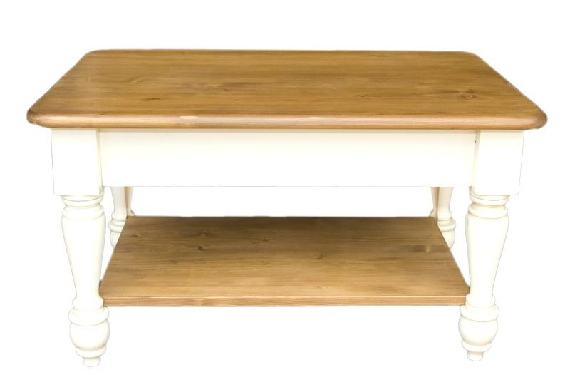 Brilliant Wellliked Pine Coffee Tables Inside Coffee Table Pine Coffee Table Large White Painted Wood (Image 16 of 50)