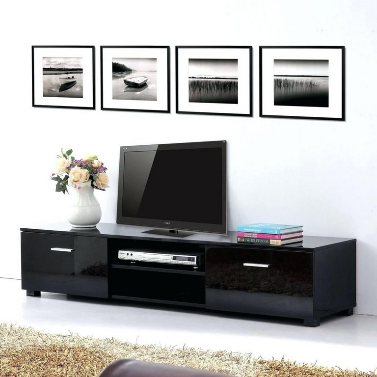 Brilliant Wellliked Wenge TV Cabinets Intended For White Modern Tv Stand Modern Tv Matt White Modern 3 Drawer  (Image 10 of 50)