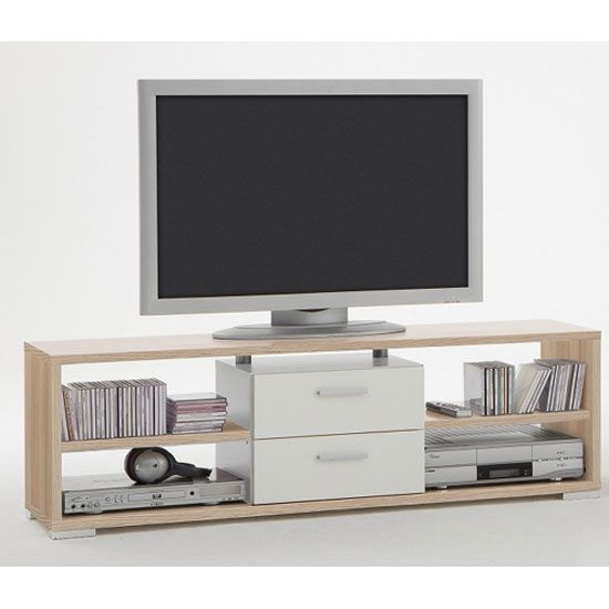 Brilliant Wellliked White Wooden TV Stands For Best 25 Lcd Tv Stand Ideas Only On Pinterest Ikea Living Room (Image 12 of 50)