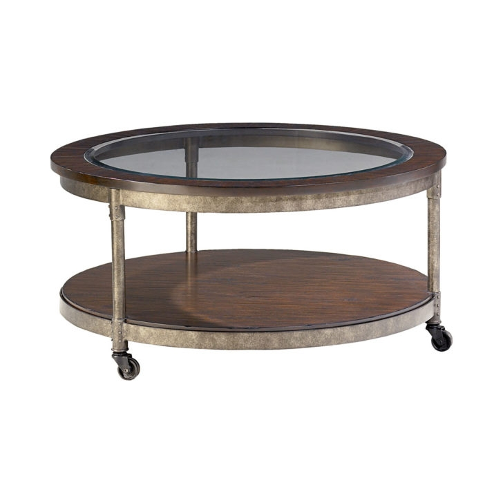 Brilliant Widely Used Coffee Tables With Wheels In Round Coffee Table With Wheels (View 15 of 40)