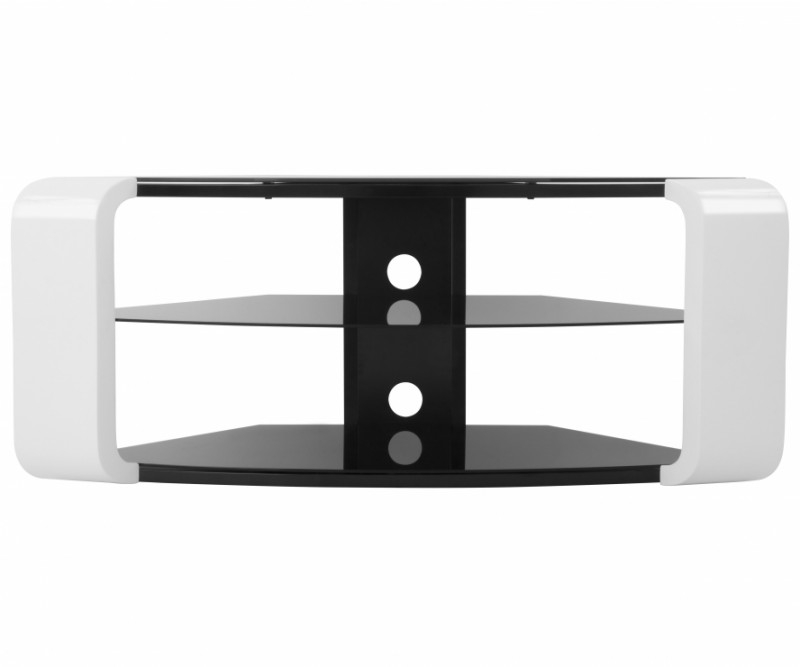 Brilliant Widely Used Como TV Stands Within Fs1174cogw Reflections Como Corner Tv Stand Tv Stands (Image 12 of 50)
