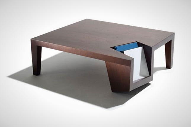Brilliant Widely Used Corner Coffee Tables Pertaining To The 50 Most Beautiful Coffee Tables Ever Brit Co (View 29 of 50)