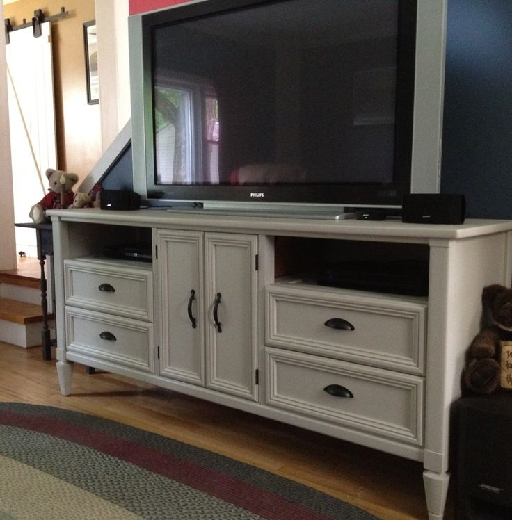 Brilliant Widely Used Dresser And TV Stands Combination With Dresser Tv Stand Combo Home Design Ideas (View 18 of 50)