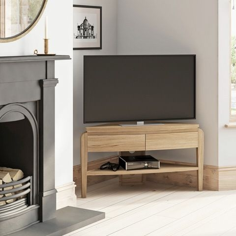 Brilliant Widely Used Oak Corner TV Stands With Best 25 Oak Corner Tv Stand Ideas On Pinterest Corner Tv (Image 15 of 50)