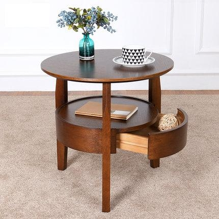 Brilliant Widely Used Round Coffee Tables With Drawer For Drawer Coffee Table Promotion Shop For Promotional Drawer Coffee (Image 9 of 50)