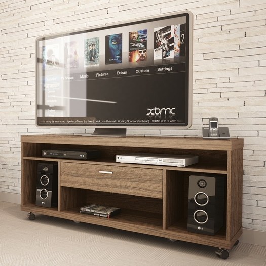 Brilliant Widely Used Single TV Stands Within Marvelous Mobile Modular Tv Stand With Storage Offer Long Shelf (View 22 of 50)