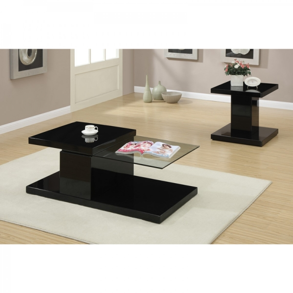 Brilliant Widely Used Swivel Coffee Tables Throughout 2 Pieces Coffee Table Set Yuny Shop (View 31 of 50)