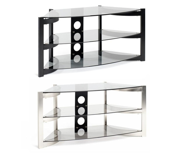 Brilliant Widely Used Techlink Corner TV Stands For Buy Techlink Skala Sk100tc Tv Stand Free Delivery Currys (View 39 of 50)