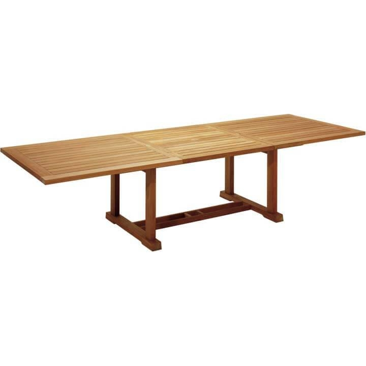 Bristol Rectangular Dining Table: Best Seller Extends To Within Extending Rectangular Dining Tables (Image 5 of 20)