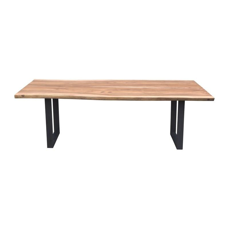 Brittany Dining Table – 240X110 | Oneworld Collection For Brittany Dining Tables (Image 6 of 20)