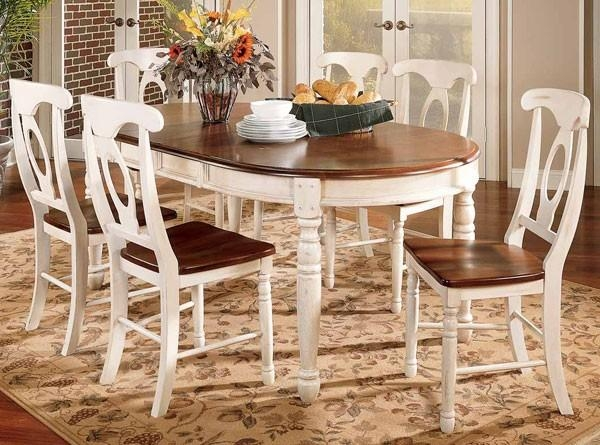 Brittany Dining Table | Statement Furnishings Outlet With Regard To Brittany Dining Tables (Image 8 of 20)
