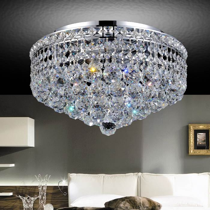 Featured Image of Wall Mount Crystal Chandeliers