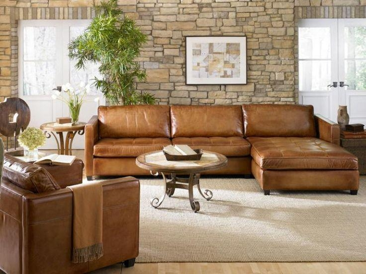 Brown Leather Couches | Home Design Ideas Regarding Contemporary Brown Leather Sofas (Image 6 of 20)