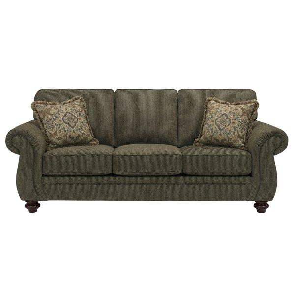 Broyhill® Cassandra Sofa & Reviews | Wayfair For Broyhill Emily Sofas (Image 12 of 20)