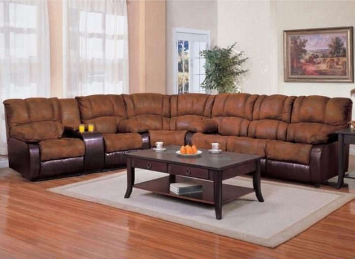 Broyhill Veronica Sand Sectional (View 11 of 20)