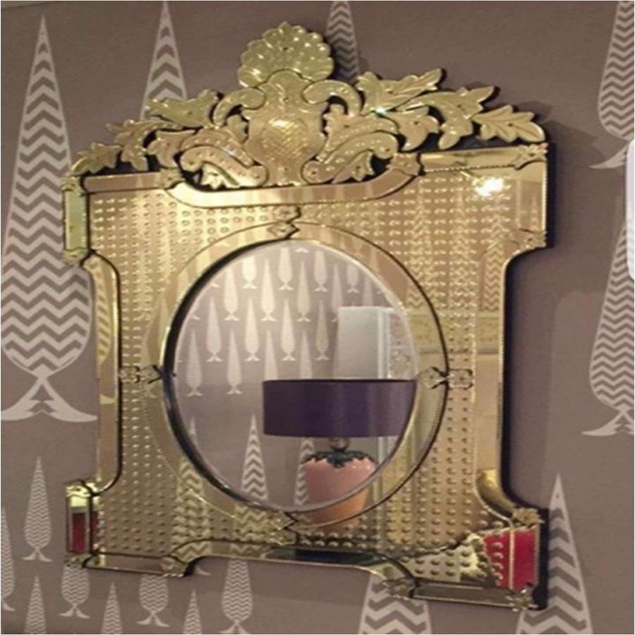 Buy Mirror Online | Bathroom Mirrors In India – Mirrorkart Regarding Modern Venetian Mirror (Image 3 of 20)