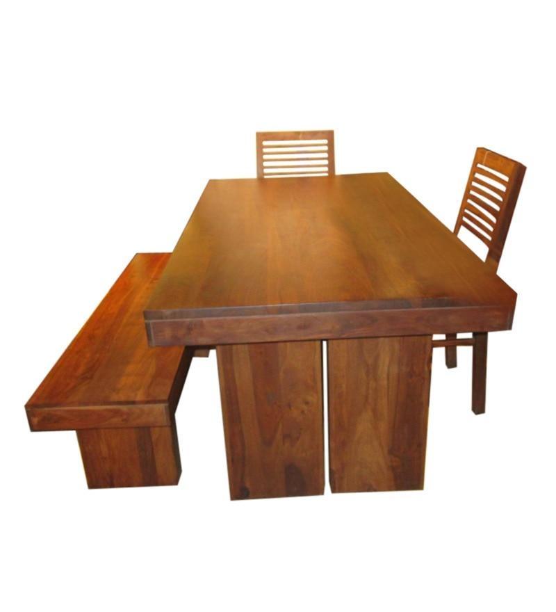 Buy New York Six Seater Dining Tableevok Online – Six Seater In Dining Tables New York (Image 5 of 20)
