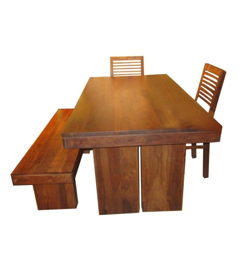 Buy New York Six Seater Dining Tableevok Online – Six Seater With Regard To New York Dining Tables (Image 4 of 20)