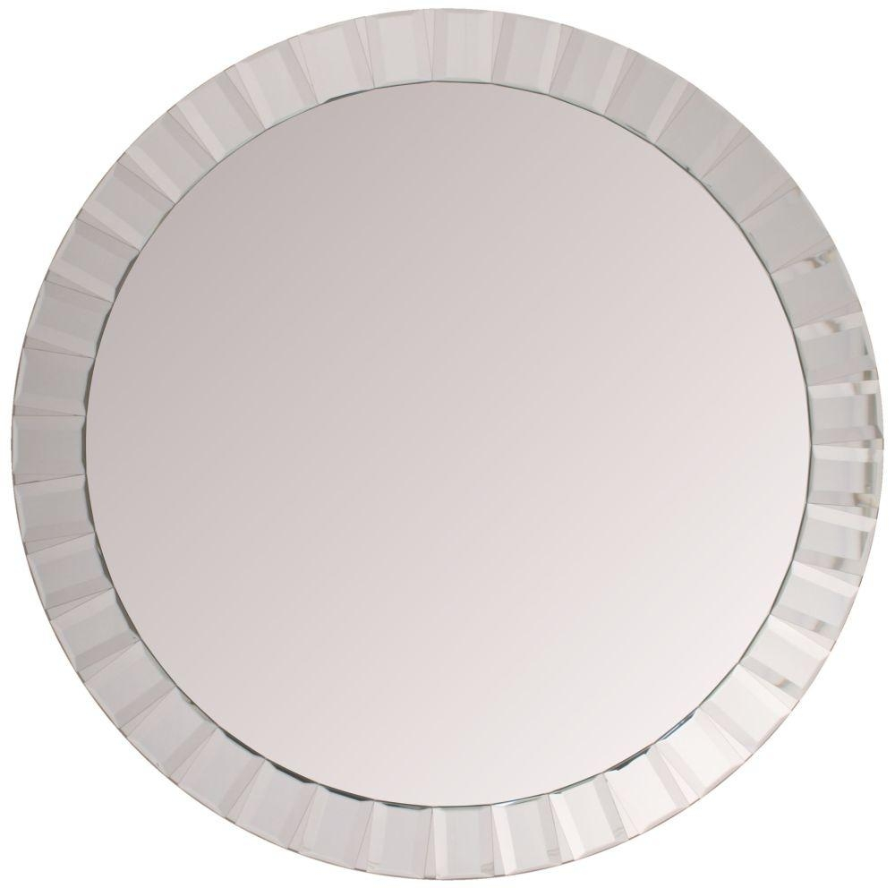 Buy Rv Astley Round Mirror 110Cm Online – Cfs Uk Within Round Mirrors (View 18 of 20)