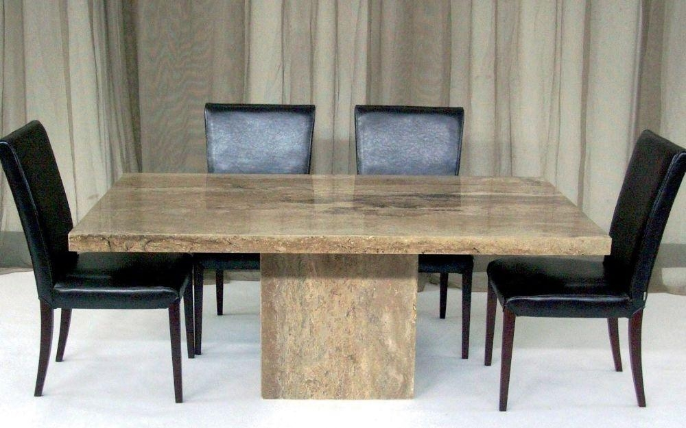 Buy Stone International Roma Boxed Edge Marble Dining Table Online Pertaining To Roma Dining Tables (View 20 of 20)