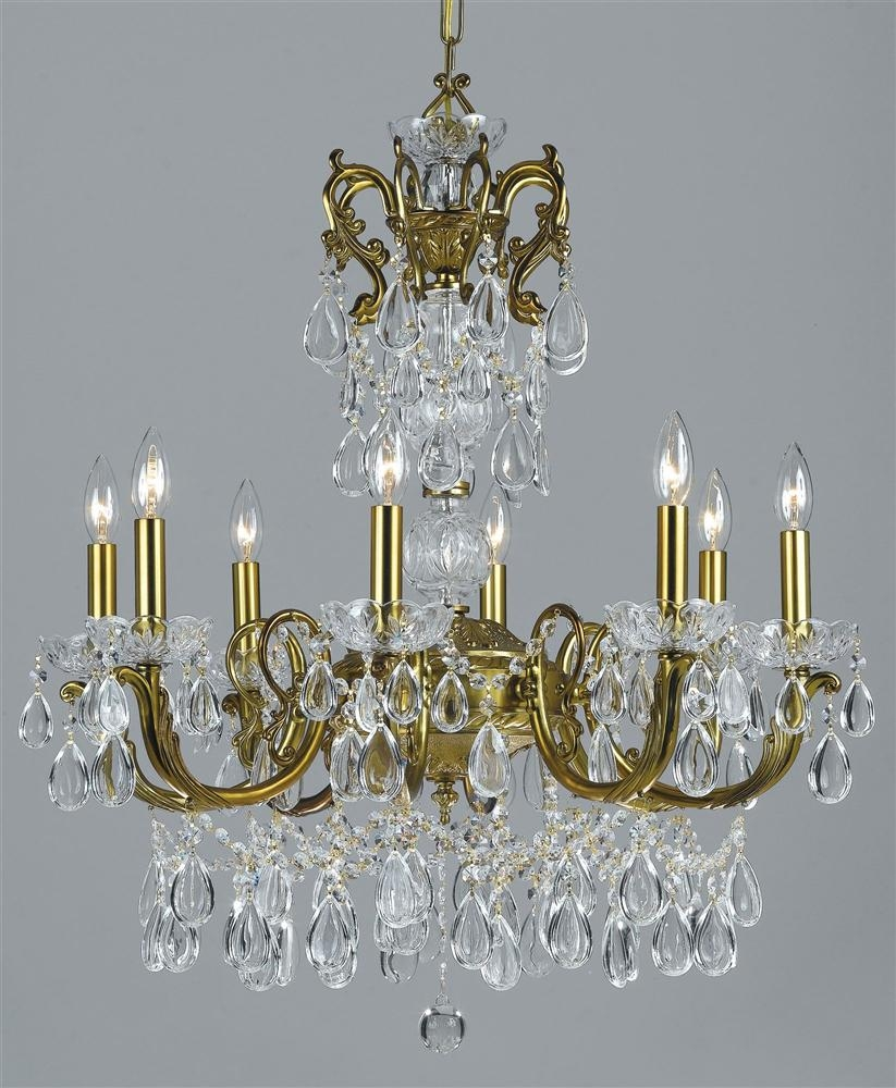 Buy Vienna Palace Mini Chandelier Regarding Vienna Crystal Chandeliers (Image 5 of 25)