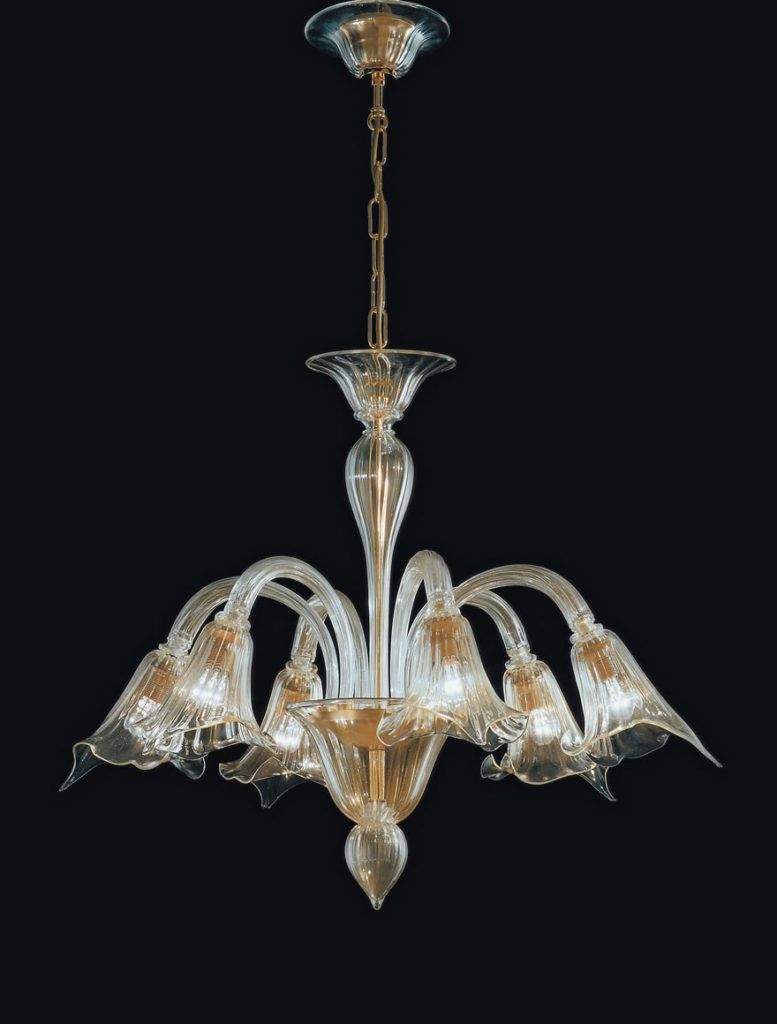 Calla Lily Chandelier Chandeliers Design Beauteous Antevortaco Within Lily Chandeliers (Image 6 of 25)
