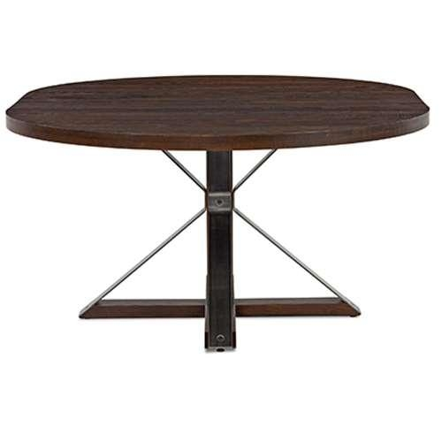 Cambridge Round Extension Oak Dining Tablesaloom | Yliving Intended For Cambridge Dining Tables (Image 11 of 20)