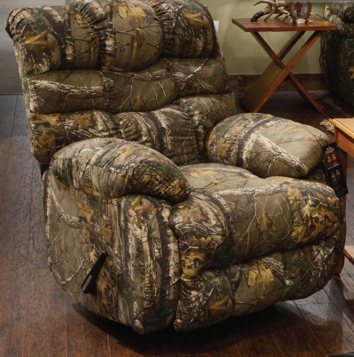 Camo Furniture | Sofas | Recliners | Loveseats | Paducah, Ky Within Camo Reclining Sofas (View 6 of 20)