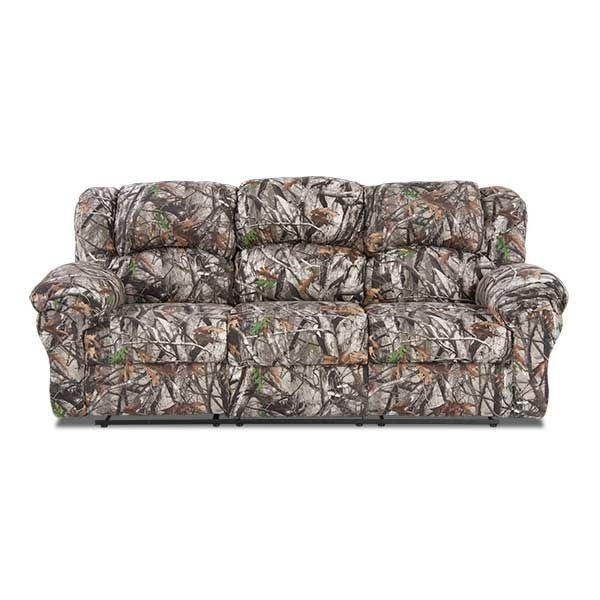 Camo Reclining Sofa N 1003 | Affordable Manufacturing | Afw Throughout Camo Reclining Sofas (View 2 of 20)