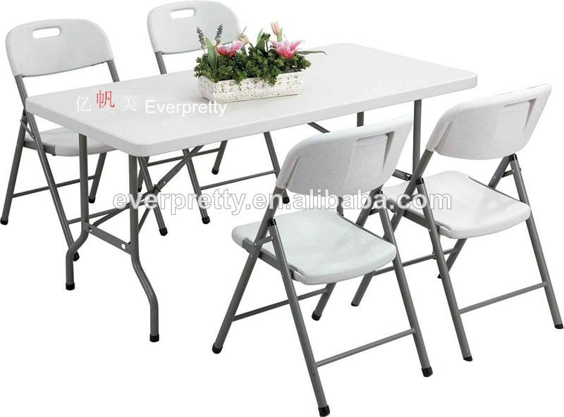 Captivating Plastic Dining Table And Chairs Htb1Q With Regard To Folding Dining Table And Chairs Sets (View 14 of 20)