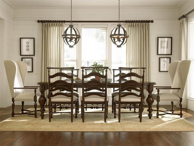 Captivating Universal Furniture Dining Room Set Gallery – 3D House Intended For Universal Dining Tables (Image 4 of 20)