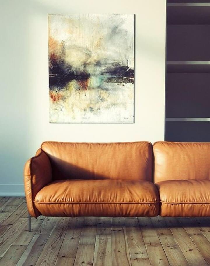 Caramel Leather Sofa | Ira Design Inside Carmel Leather Sofas (Image 7 of 20)