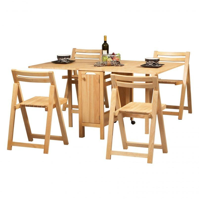 20 Best Black Folding Dining Tables And Chairs Dining