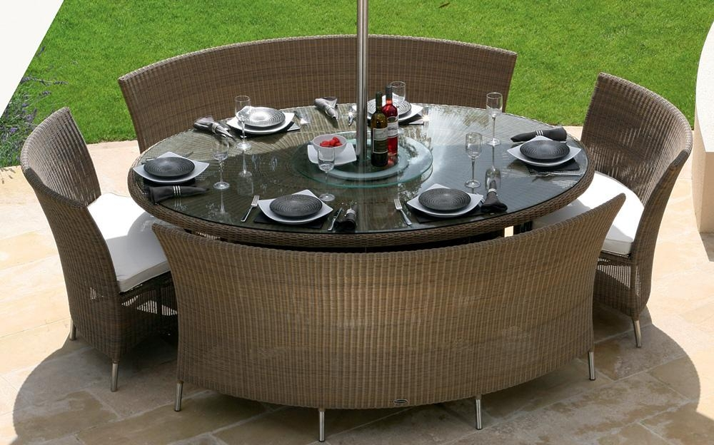 Chair Outside Dining Table And Chairs Tables | Uotsh Regarding Garden Dining Tables And Chairs (Image 9 of 20)