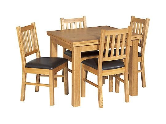 Chair Square Dining Table And Chairs Set | Uotsh Throughout Square Extendable Dining Tables And Chairs (Image 3 of 20)