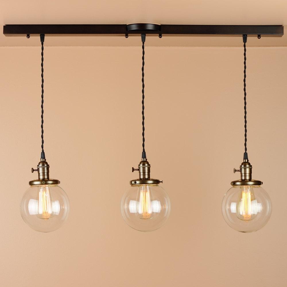 Chandelier Amusing Chandelier Globes Ideas Shades For Chandelier For Clear Glass Chandeliers (Image 4 of 25)