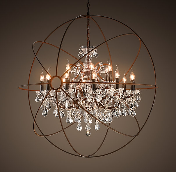 Chandelier Astonishing Chandelier Styles 2017 Collection With Small Rustic Crystal Chandeliers (Image 3 of 25)