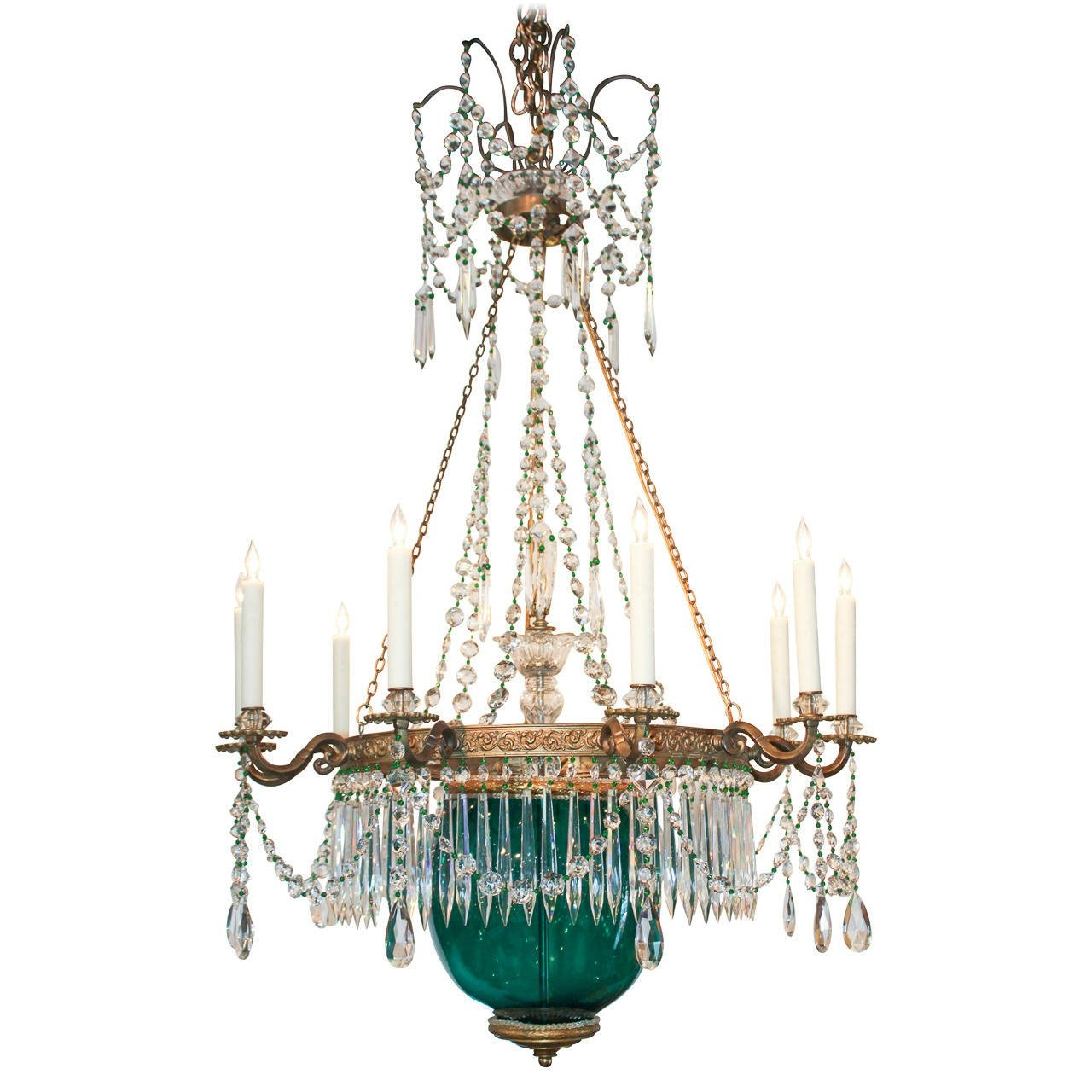 Chandelier Astonishing Colored Glass Chandelier Gypsy Chandeliers Regarding Multi Colored Gypsy Chandeliers (Image 6 of 25)