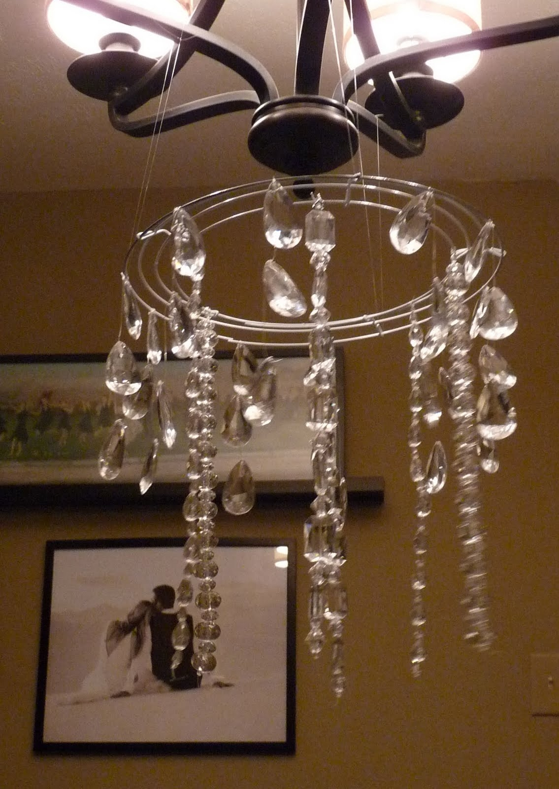 Chandelier Astonishing Faux Crystal Chandeliers Faux Chandeliers With Regard To Cheap Faux Crystal Chandeliers (Image 7 of 25)