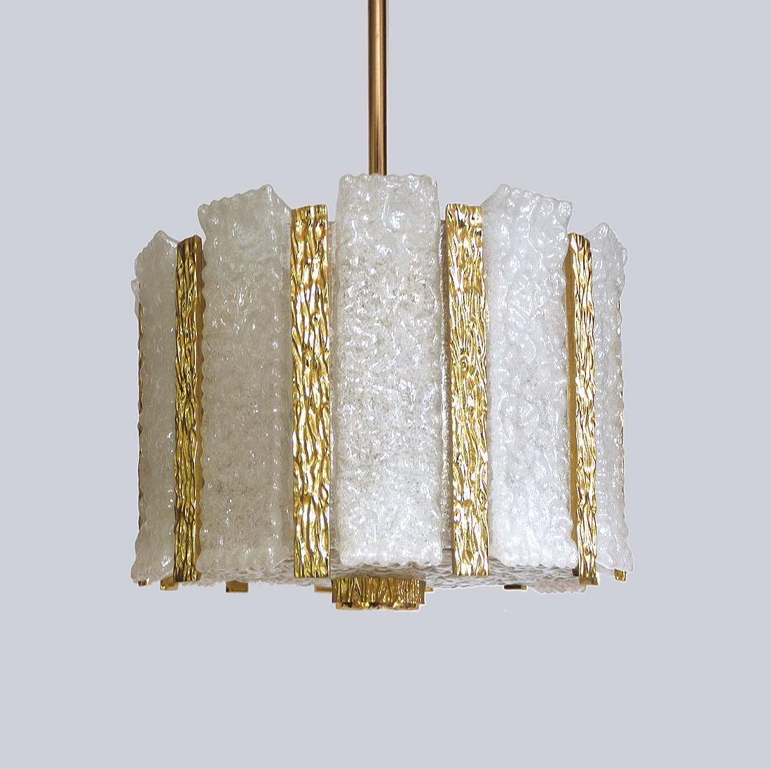 Chandelier Awesome Faux Candle Chandelier 2017 Collection For Metal Drum Chandeliers (Image 4 of 25)