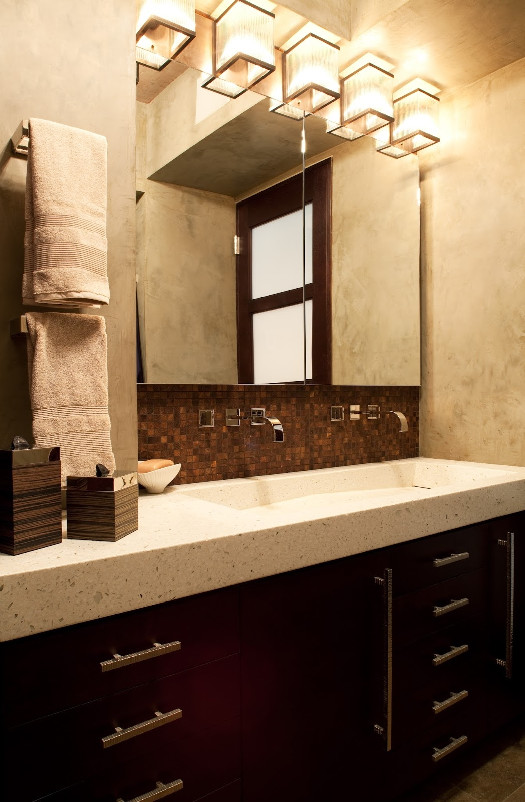 Featured Image of Chandelier Bathroom Vanity Lighting