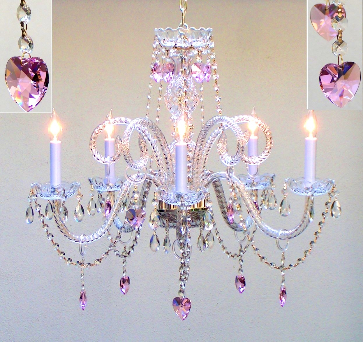 Chandelier Chandelier For Girls Room Online Get Cheap Aliexpress Intended For Cheap Chandeliers For Baby Girl Room (Image 5 of 25)