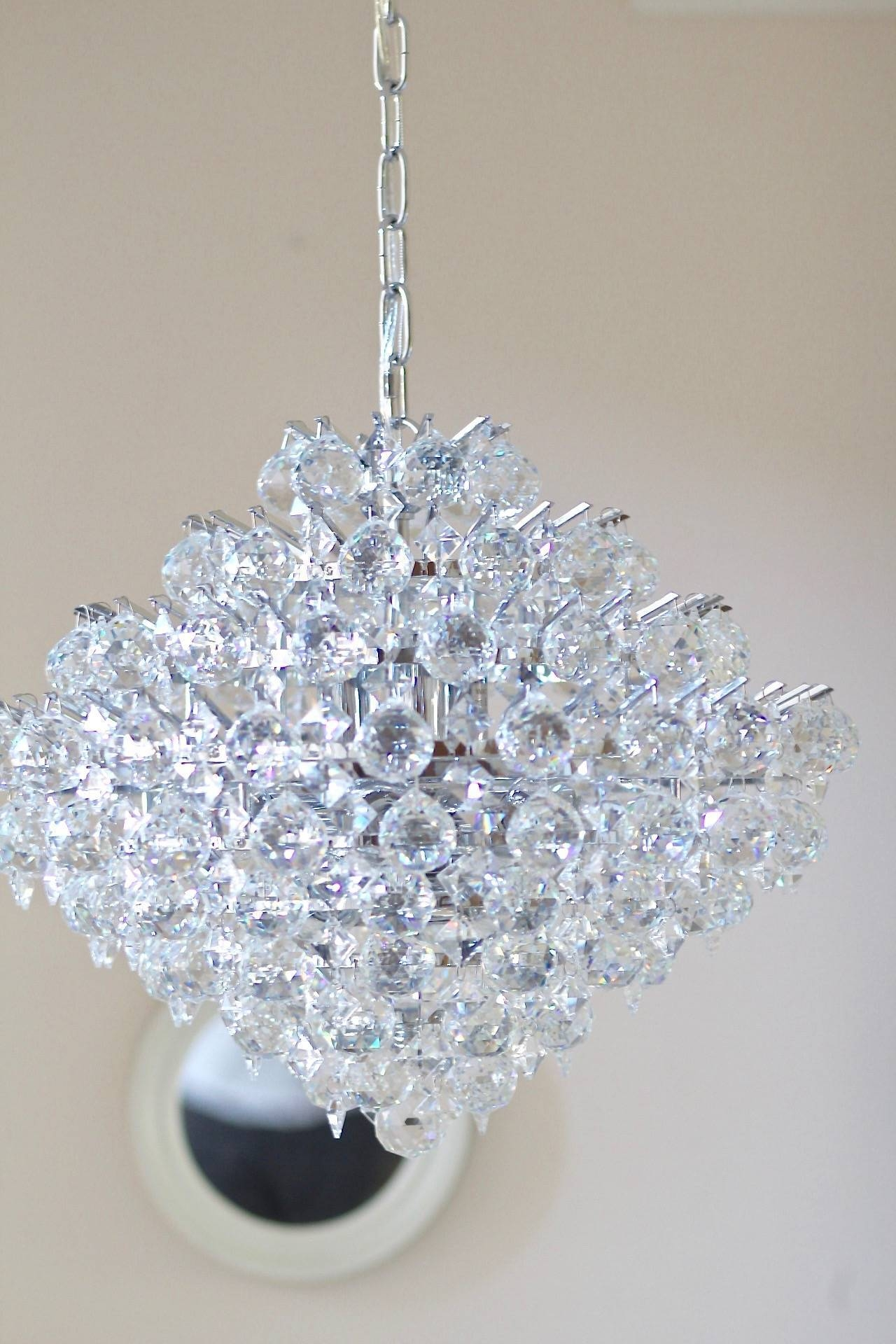 Chandelier Dreams With Lamps Plus Foofafi With Sparkly Chandeliers (Image 7 of 25)