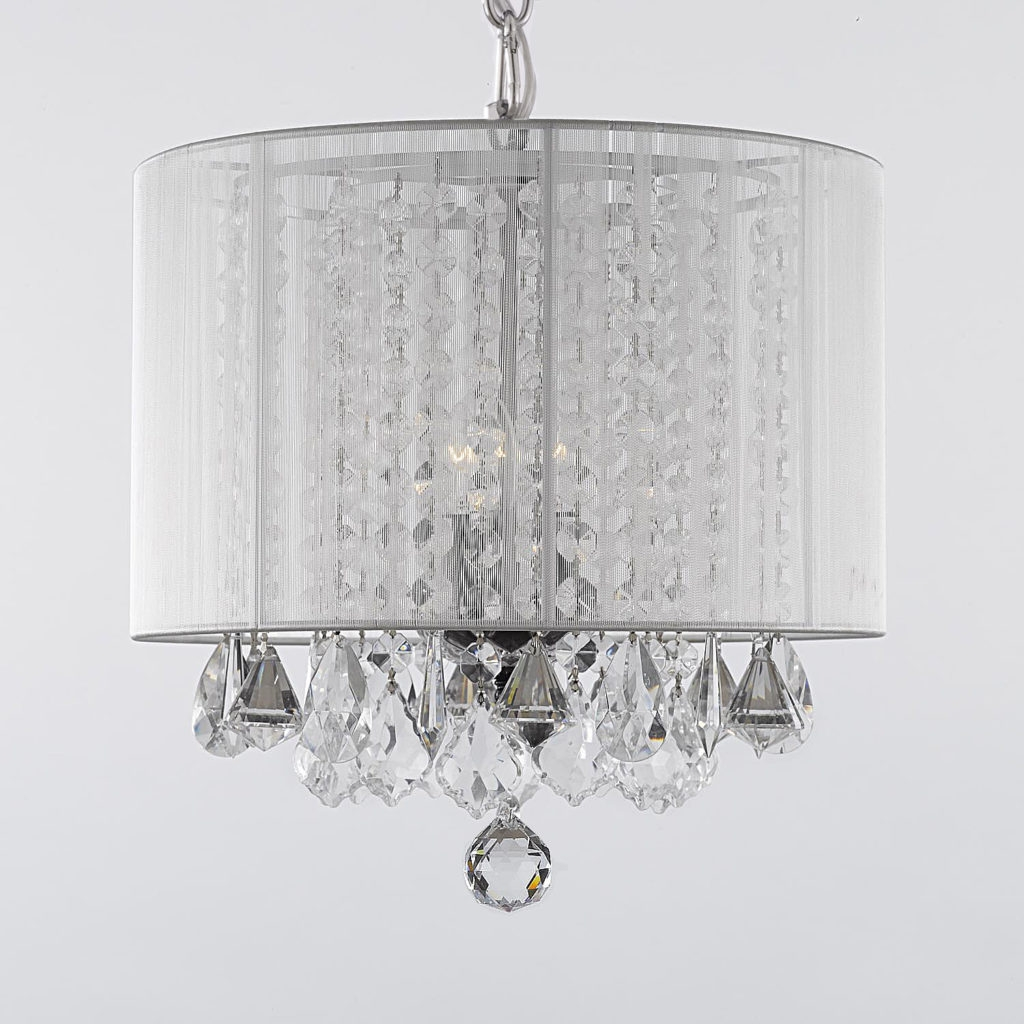 Chandelier Excellent Lowes Drum Chandelier Excellent Lowes Drum Inside Wayfair Chandeliers (Image 15 of 25)