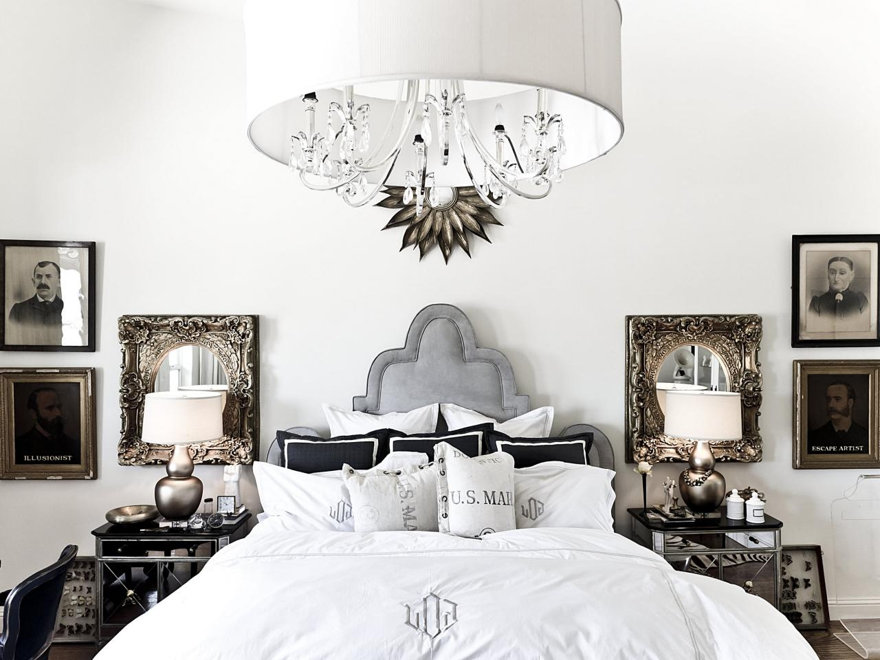 Chandelier For Bedroom Best 25 Bedroom Chandeliers Ideas On Pertaining To Chandeliers In The Bedroom (Image 14 of 25)