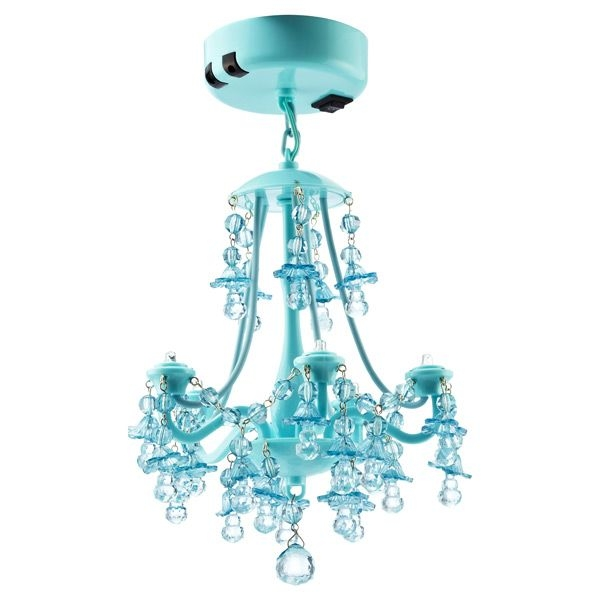 Chandelier For Locker Campernel Designs Intended For Turquoise Locker Chandeliers (Image 11 of 25)